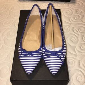 Banana Republic Pointy To Ball ballet flats